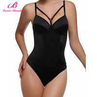 Lover Beauty Women S Shapewear Comfort Body Briefer Firm Control Thong Bodysuit Underwear Full Body Shaper