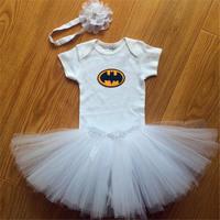 1 St Girl Bodysuits Baby Baptism Dresses Birthday Girls Dress Cute Kid Clothing Tutu Long Sleeve
