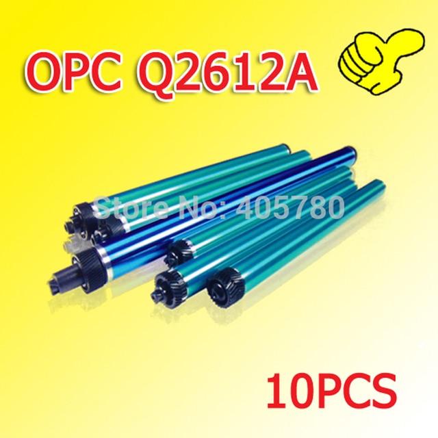 10pcs 2612A drum 12A compatible for Laserjet 1010/1012/1015/1018/3015/3020/3030/1020/1022/3050