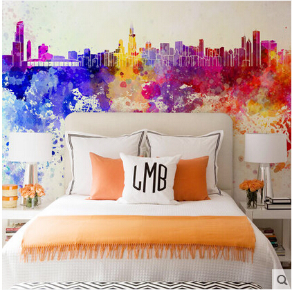 Photo Wallpaper Abstract Art Wall Mural Non Woven Modern Charm Wallpapers  For Home Walls Living Room In Wallpapers From Home Improvement On  Aliexpress.com ... Part 76