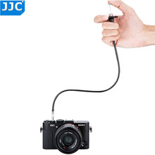 JJC Camera Shutter Release Cable Connector Photography Mechanical Remote Control Cord for Fujifilm/Leica/Canon/Nikon/Sony(China)