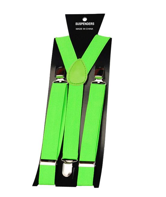 More Color For Choose New Mens Womens Unisex Clip-on Suspenders Elastic Y-Shape Adjustable Braces Colorful- 0055 12