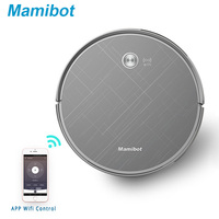 Intelligent Robot Vacuum Cleaner Self Charge Sweeper Robot Cleaner APP Control Robot Vacuum 2000Pa Dry and Wet Mopping Machine
