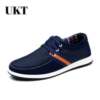 Limited High Quality Shoes Men Casual Sapato Masculino Zapatos Fashion Breathable Lace Up Air Mesh Light