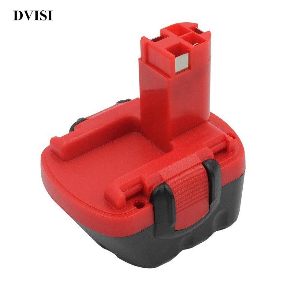 Nouveau 12 V Ni-MH 3.3Ah Remplacement Batterie Rechargeable pour Bosch 2 607 335 560 BAT139 BAT043 BAT045 BAT046 BAT049