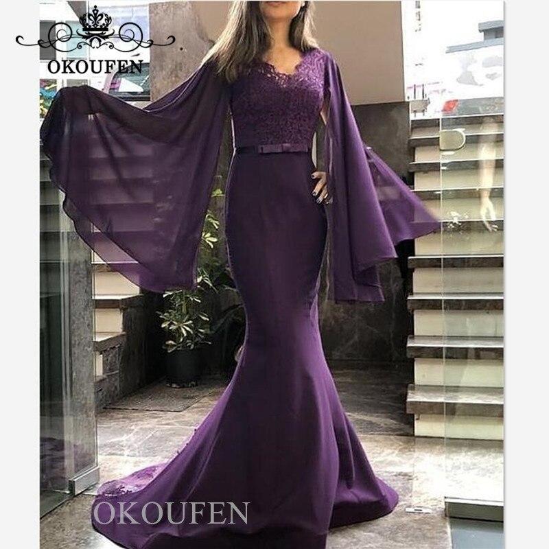 Роскошные перо полный бисерное вечернее платье с одежда с длинным рукавом 2019 Sheer Высокий воротник белый по колено для выпускного платья Веч