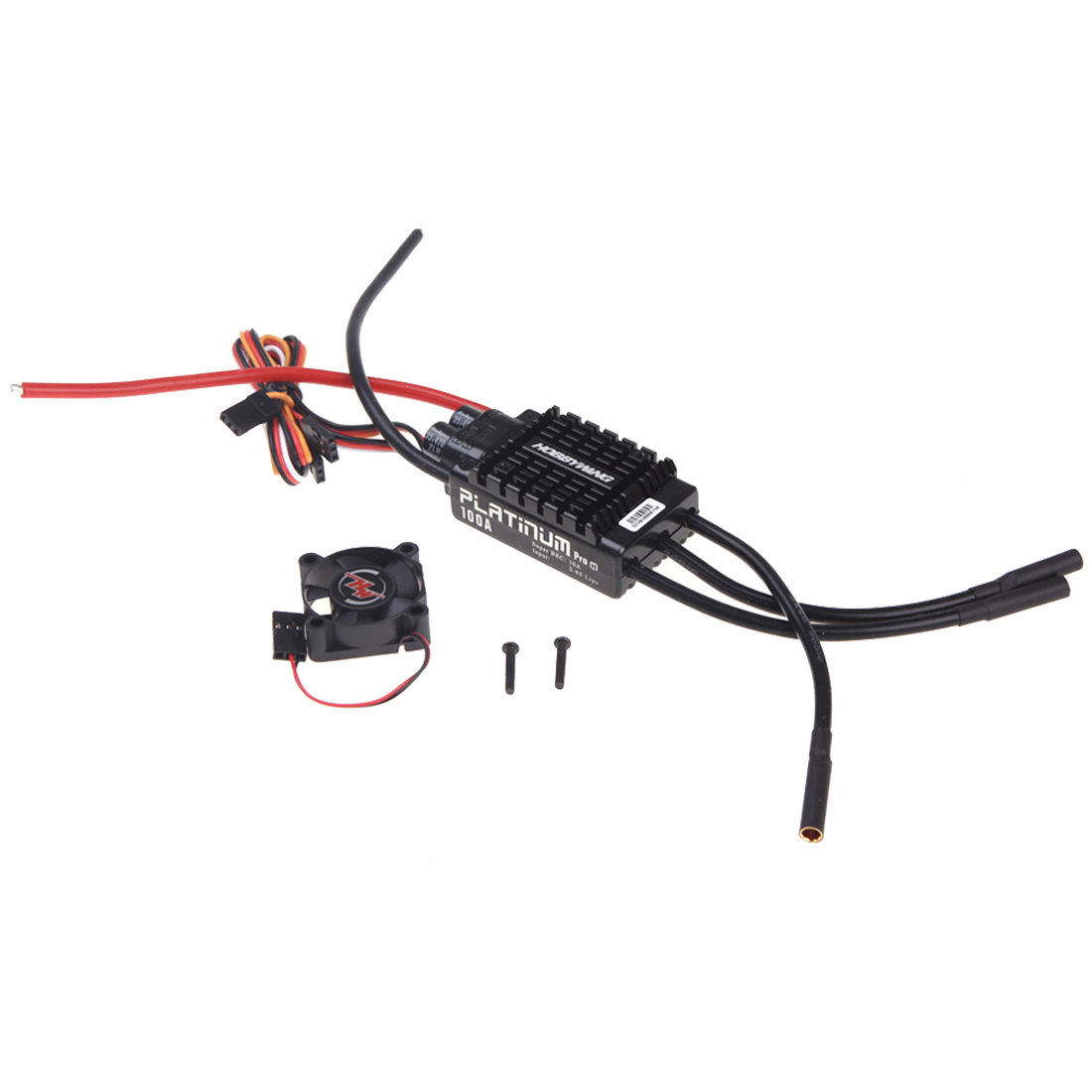 Hobbywing Platinum 100A V3 ESC for Align TREX 550 600 700 Helicopter 1pcs original hobbywing platinum 100a v3 rc model brushless esc for multicopter for align trex 550 600 700 rc helicopter fixed w