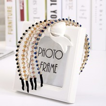 Кристалл 4 Типа для Выбора Моды Головные Уборы Hairbands для Женщин Девушки Аксессуары Для Волос