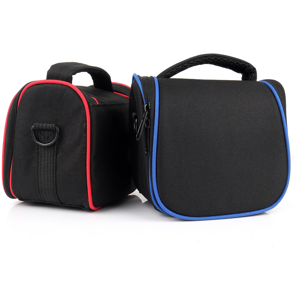 Camera Bag Case For <font><b>Sony</b></font> a6400 a6500 a5000 a5100 a6300 a6000 RX100 RX100 M4 Mark II VI V HX90 HX80 HX60 HX50 W800 W830 <font><b>WX350</b></font> image