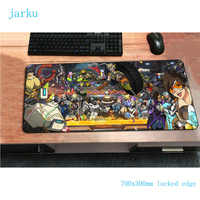 Overwatchs mouse pad 700x300x2mm gaming mousepad anime ufficio High-end notbook scrivania stuoia bloccato bordo padmouse giochi pc gamer tappeti