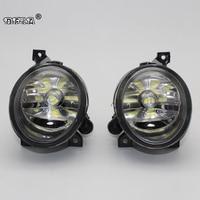 2pcs Car LED Light For VW Polo Vento Sedan Saloon 2011 2012 2013 2014 2015 2016