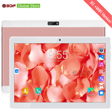 10 inch 3G Phone Call Tablets Android 6.0 Quad Core 4G+32G Tablet Pc Built-in 3G Dual SIM Card laptop WiFi GPS Bluetooth FM tab
