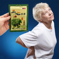 MIYUELENI 8Pcs/Bag Pain Relief Orthopedic Plasters Analgesic Patches Notoginseng Body Massage Essential oil Essential Oil