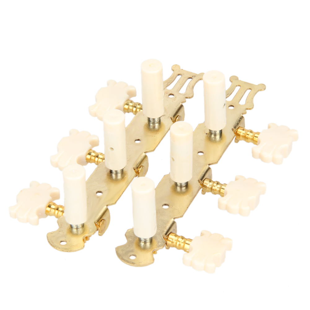 Good deal 6pcs 3L/3R Classical Guitar String Button Three Connections Tuning Pegs Guitar Parts & Accessories клей активатор для ремонта шин done deal dd 0365