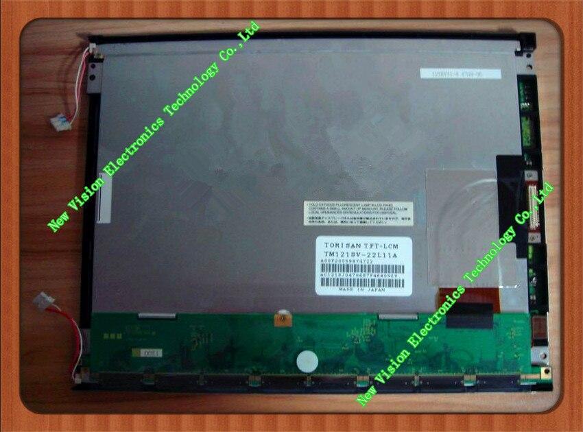 TM121SV-02L11 TM121SV-22L11A Original A Grade 12.1 inch LCD Display by Torisan