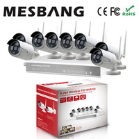 Mesbang 960P 8ch Wifi Wirless Outdoor Cctv Camera Nvr Kits Set Delivery Very Fast By DHL