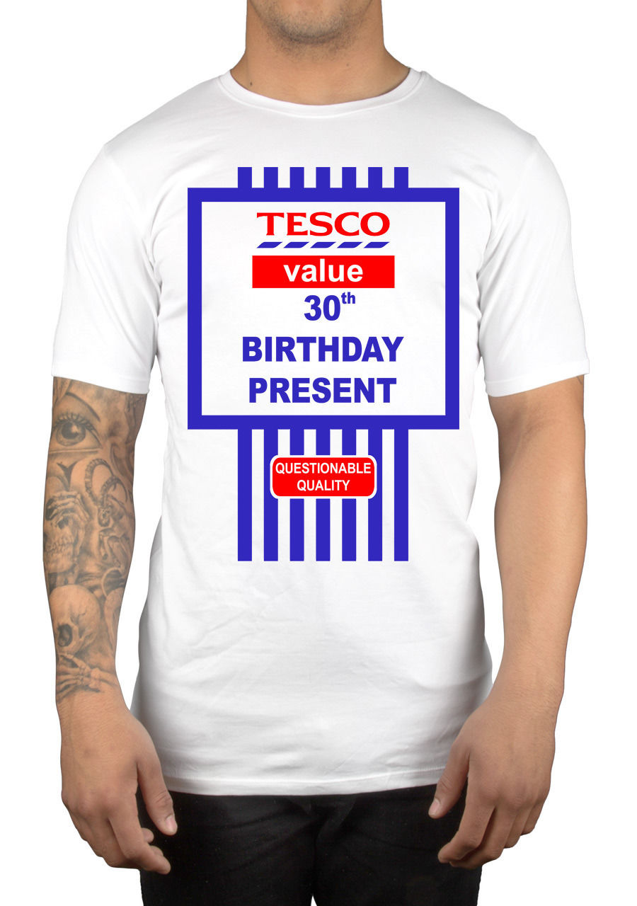 Funny T Shirts 30th Birthday