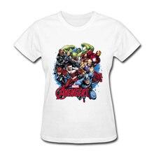 BTFCL Men Top T-shirts Marvel The Avengers Endgame Heroes Camisa TShirt Print Superman Cotton Girls Women Unisex Tee Shirt