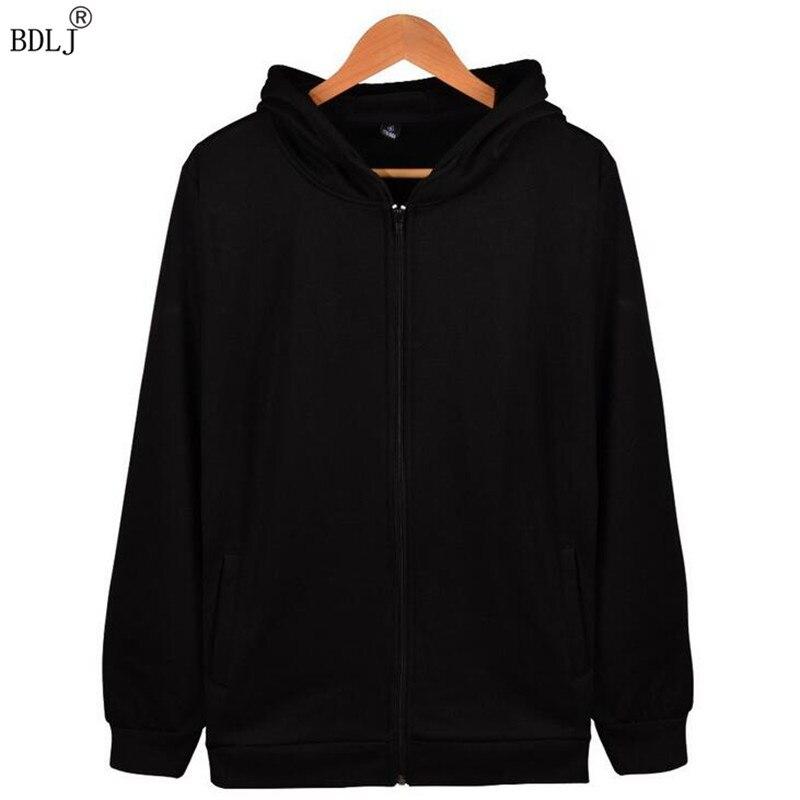 141a900e4 BDLJ 2017 New Fashion Autumn Men Hoodies Brand Slim Fit High Quality Men  Sweatshirt Hoodie Casual