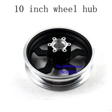 Hot sale 2019 Electric Scooter Hub with High Quality 10 Inch Aluminum Alloy Wheel Rims 10x2 10x2.125 10x2.50 10x2.25 Tires