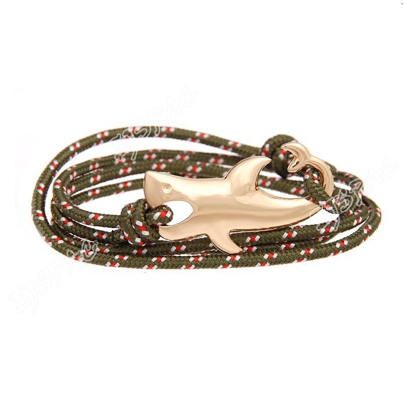 """""""Sharkbite"""" - Shark Bracelet 1"""