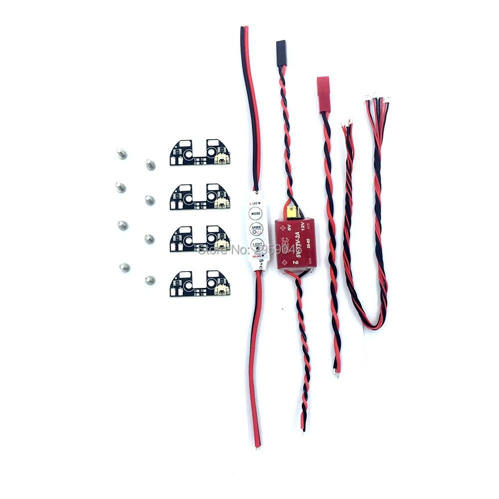APM2.6 2,5 2,8 LED TBS ENTDECKUNG navigation licht BEC controller für F330 F450 F550 S500 S550 Quadcopter drone rahmen kit fahrzeug