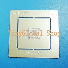 De Calidad SUPERIOR MT6735V MT6735 Dedicate BGA Reballing Kit para MTK CPU estaño de Soldadura Correas