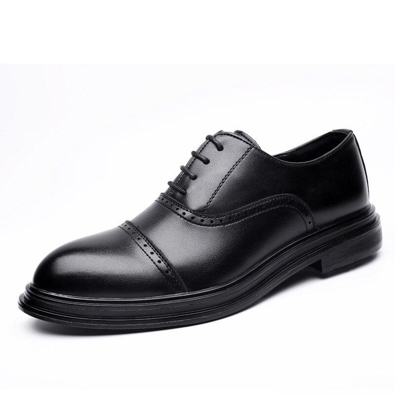 marron Chaussures Noir Hommes Mariage Noir Habillées