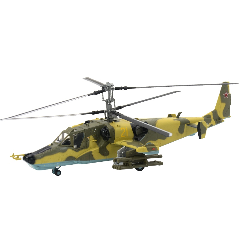 1/ 72 scale pre-built Kamov Ka-50 Black Shark attack coaxial rotor helicopter hobby collectible finished plastic aircraft model1/ 72 scale pre-built Kamov Ka-50 Black Shark attack coaxial rotor helicopter hobby collectible finished plastic aircraft model
