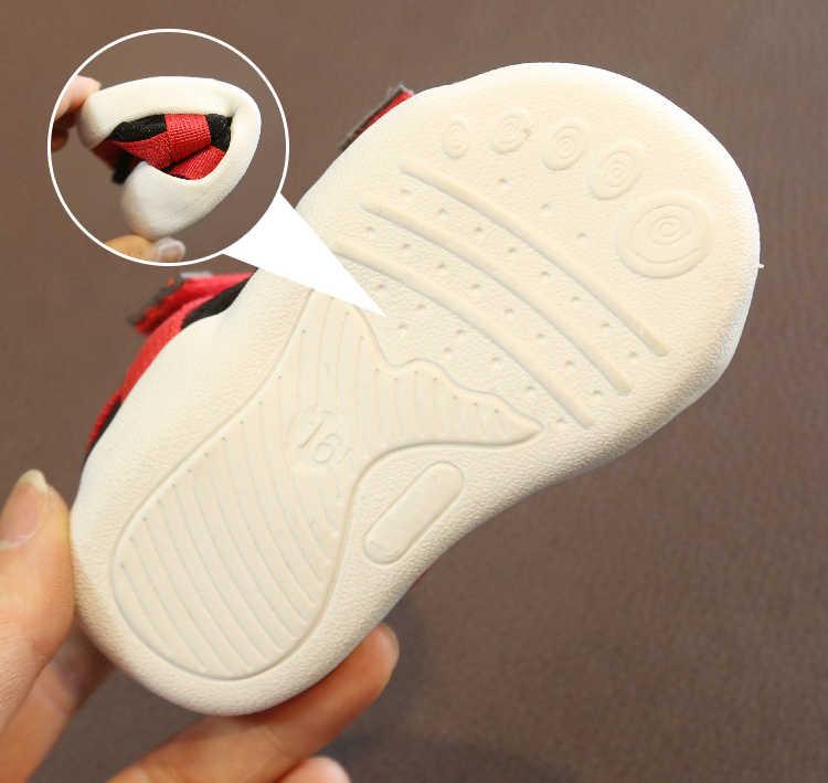 2019 קיץ תינוקות פעוט סנדלי תינוק בנות בני סנדלי רך תחתון נוח החלקה נעלי ילדים נגד התנגשות סנדלי