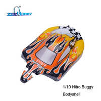 2PCS RC CAR BUGGY BODY SHELL 31*17.6 HSP OFF ROAD HOBBY REMOTE CONTROL 1/10 NITRO RC CAR BODYSHELLS FOR MODEL 94105 94106 94166