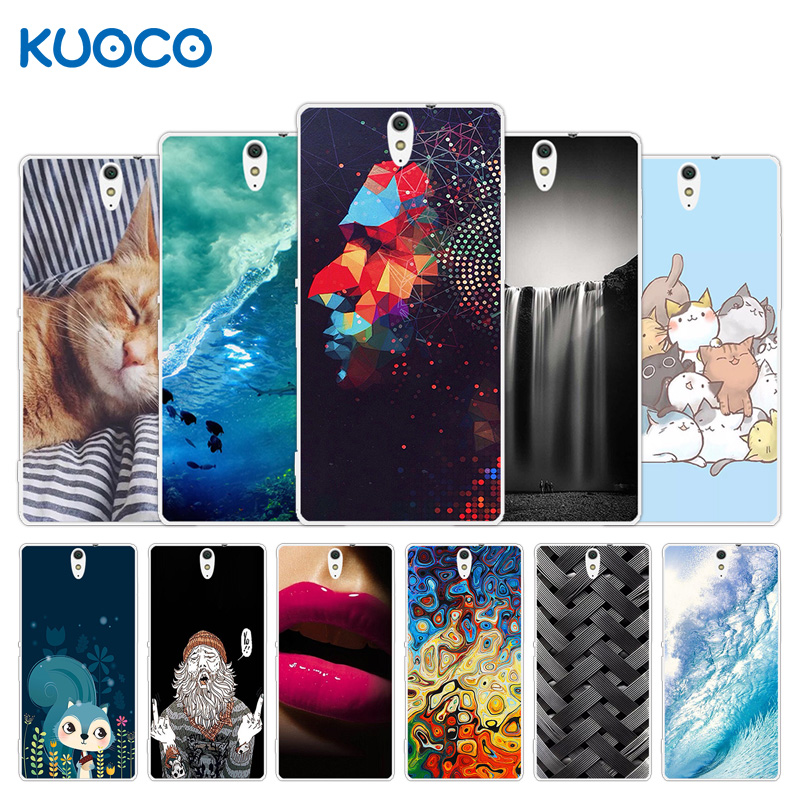 Soft Silicon Case For Sony Xperia C5 Ultra Dual E5533 E5553 Sea Waves Design Fashion Gel Cover for Sony Xperia C5 Ultra 6 inch