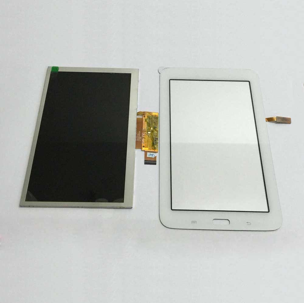 US $7 92 61% OFF For Samsung Tab 3 Lite 7 0 SM T110 T110 LCD Display Touch  Screen Digitizer Replacement for Samsung Galaxy SM T111-in Tablet LCDs &