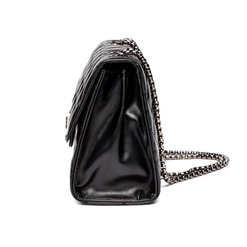 ba5b1556aa Nouvelle Femmes Sac Main Bandoulière Mode Sacs 2019 Cuir Pochette Messenger  Mini Marque Fourre Pu Chaîne ...