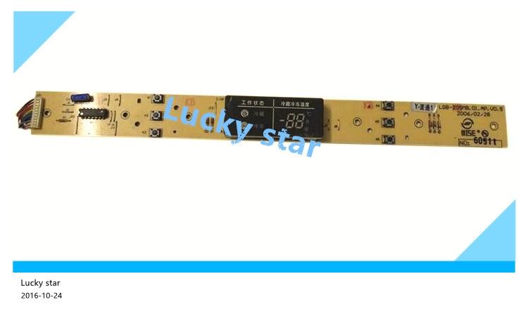 95 new for refrigerator Display board LGB 205MB 01 AP V0 9 Display board