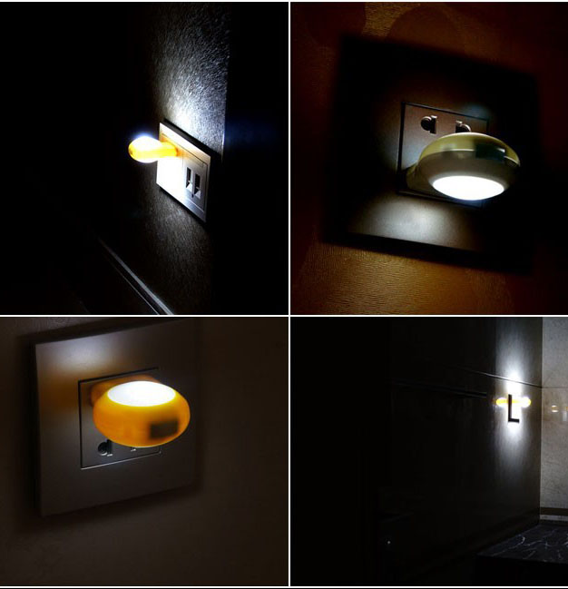 Aliexpress com buy light sensor led night light 0 7w ac110v 220v sensor nightlight childrens eu plug night lamp baby room night led light from reliable