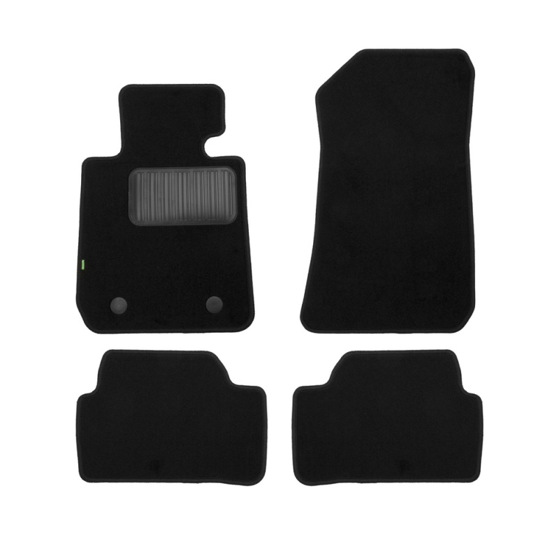 Mats in salon Klever Standard For BMW 1 5D E87 AUTOMATIC TRANSMISSION 2004-2011, хб... 4 PCs (textile) rambach bmw 135i e87 facelift 03 2011 306 л с