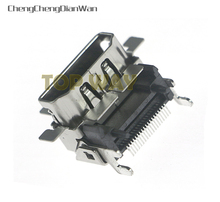 Original new for xboxone SLIM For XBOX ONE S HDMI compatible Port Input Socket Interface Connector Jack