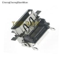 Orijinal yeni XBOX ONE için ince XBOX ONE S için HDMI Port girişi soket arabirim konektörü Jack