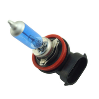 Tonewan Halogenlampe H1 H3 H4 H7 H8 H9 H11 9005 HB3 9006 HB4 12 V 55 Watt/100 Watt 5000 Karat Quarzglas Dunkelblau Auto-scheinwerfer-lampe