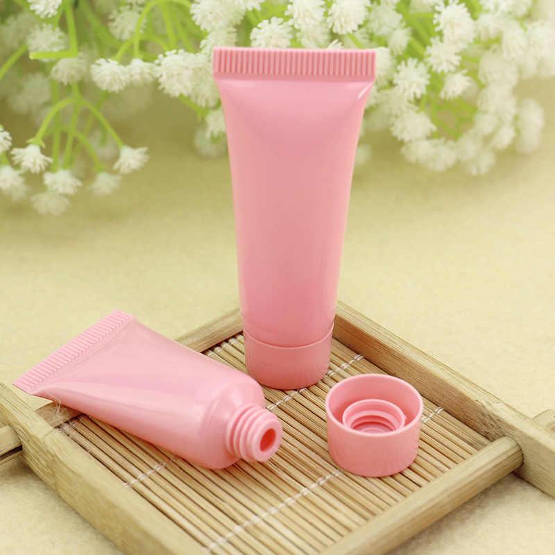 ETya 1 sztuk podróży butelki kosmetyczne szampon pojemnik na balsam torba obudowa z tworzywa sztucznego kobiety mężczyźni pusty krem Box akcesoria podróżne