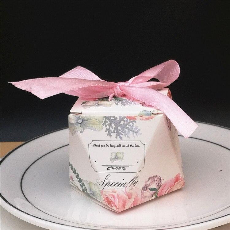 2019 sac de bonbons européen haut de gamme merci faveurs de mariage boîte de bonbons décoration de mariage pour les fournitures de fête