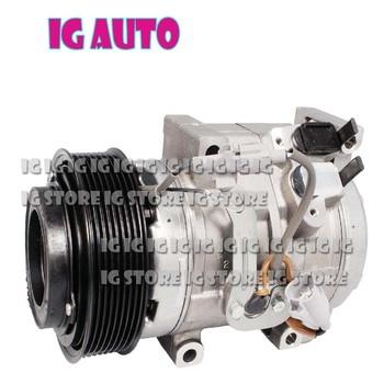 Auto A/C/compresor de CA para Toyota Tundra 5.7L-V8 2010-2015 de 815539 883200C160 6512732 de 158325 A 4711026 275809