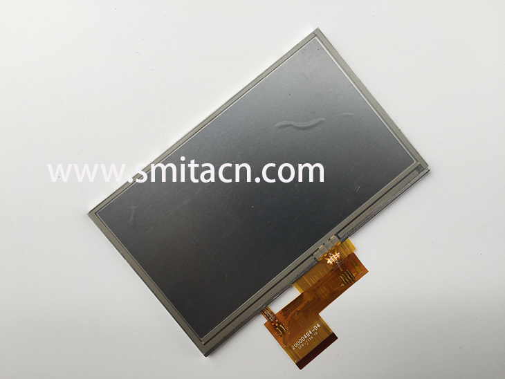 5 inch for Garmin Nuvi 1490 1490T 1460 1460T AT050TN34 AT050TN34 V1 TFT lcd digitizer in Tablet LCDs Panels from Computer Office