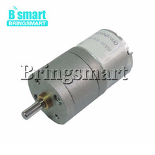 Wholesale JGA25-310  6V 12V Gear Motor Reversible  Load 12V