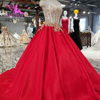 AIJINGYU Plus Size 2019 Gown Gowns Online Store Country Antique Sexy Designers With Sleeves Bridal Accessories