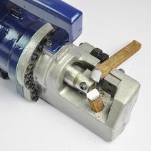 Стальные ножницы электрические стальные ножницы 5s/резка портативный гидравлический металлический резак машина для резки металла с английским руководством