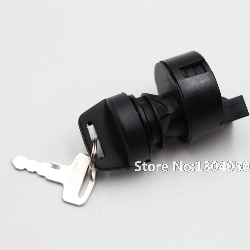 IGNITION KEY SWITCH FOR POLARIS ATV SPORTSMAN 500 RSE HO 2001 WITH KEY 4 PIN