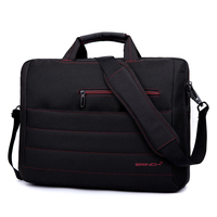 BRINCH laptop bag 17 inch 17.3 inch business woman with a single shoulder laptop bag