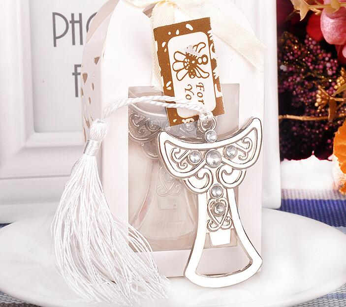 Wedding Reception Gifts For Guests: Angel Bottle Opener Wedding Favors And Gifts Wedding Gifts